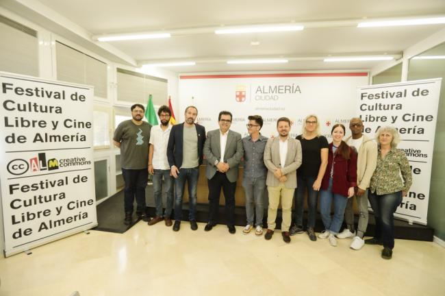 El V Festival Creative Commons mostrará la cultura compartida del 9 al 30 de mayo