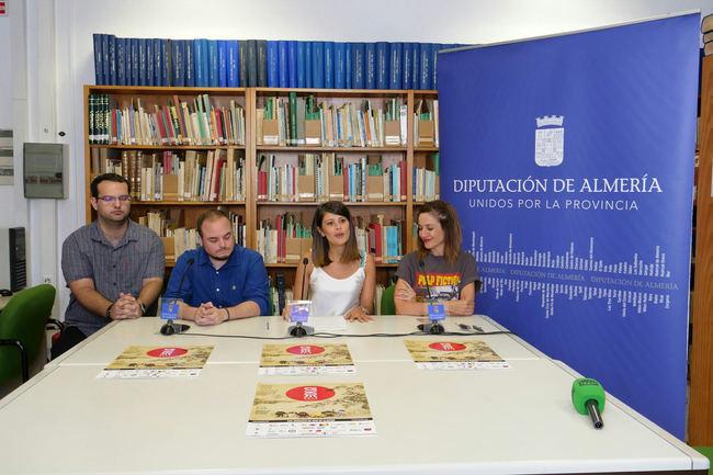 Las XVII Jornadas de Rol 'Ex Mundis' inauguran la agenda sociocultural del mes de julio en Vícar