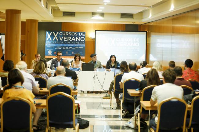 Pablo Berger irrumpe en los Cursos de Verano enseñando a 'Escribir en imágenes'