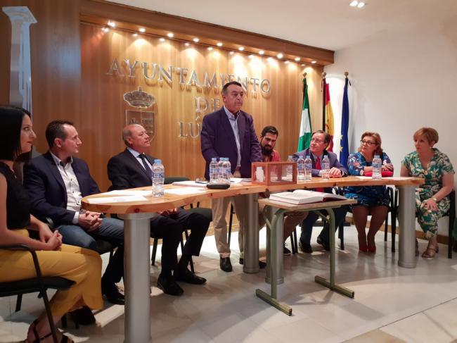 El PSOE dejó en Lúcar una deuda de 450.000 euros