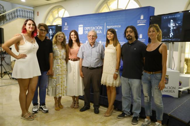 Las Jornadas Ex Mundis convierten a Vícar en el epicentro del juego de rol