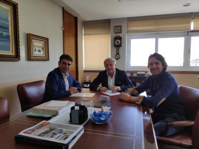 Cs traslada a la Autoridad Portuaria la necesidad de agilizar el proyecto Puerto-Ciudad