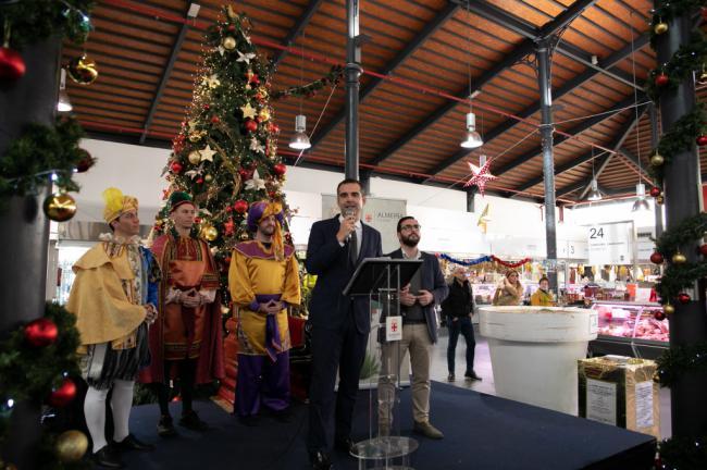"""El alcalde anuncia una Cabalgata de Reyes """"con sorpresas, accesible, inclusiva y segura"""""""