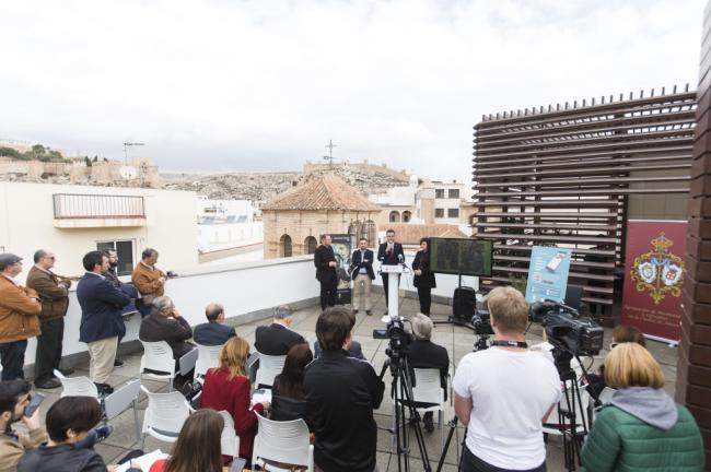 Almería se prepara para vivir su primera Semana Santa de Interés Turístico Nacional