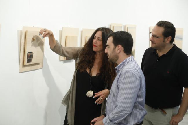 Myriam Vela Blanca explora en su obra 'El jardín secreto del Cabo'