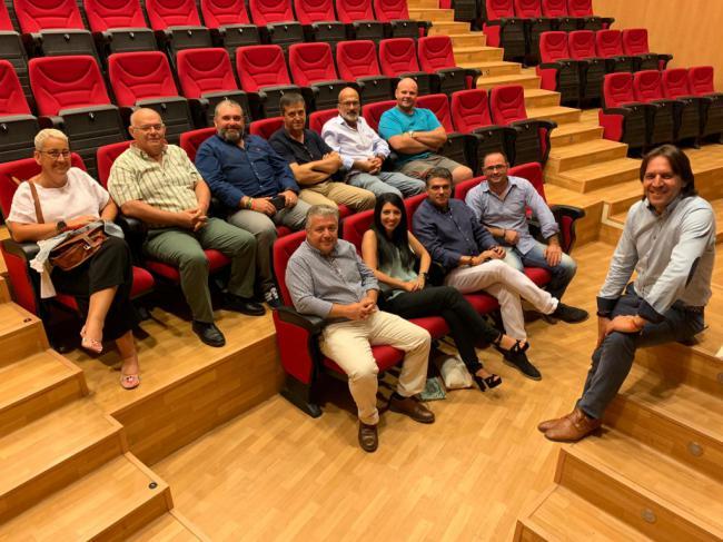 Burgos (Cs) recoge propuestas del Almanzora, Los Vélez, Bajo Andarax y el Nacimiento