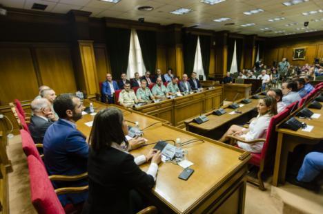 Cuenta atrás para 'La Desértica', la prueba deportiva más dura de España