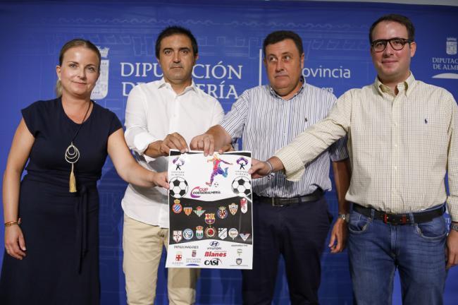 Almeria se convierte en capital del fútbol alevín con el torneo 'Costa de Almería CUP'