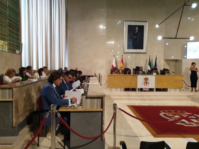 PP y PSOE rechazan auditar a las concesionarias municipales a propuesta de Cs