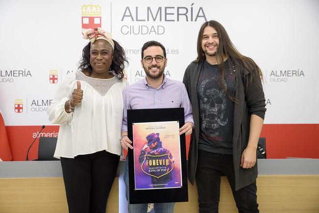 'Forever King Of Pop' llegará a Almería con el aval de la familia de Michael Jackson