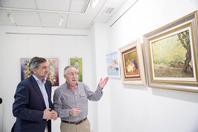 Miguel Rodríguez Ferrer expone sus 'Recuerdos' de los últimos 20 años en la Galería Alfareros