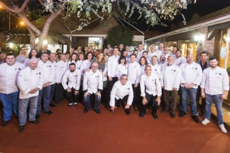 La Asociación de Cocineros y Reposteros de Almería premia al Ayuntamiento por Almería 2019