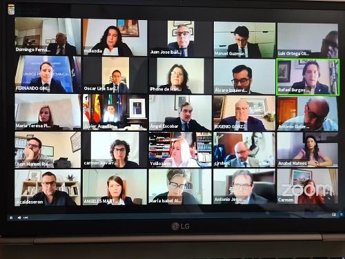 No sale adelante la propuesta de Cs para una comisión de seguimiento #COVID19 en Diputación
