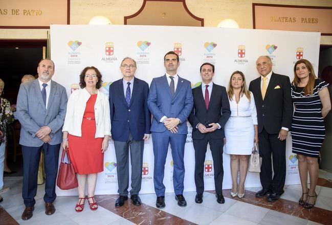 La Academia de Medicina de Andalucía Oriental se adhiere a la candidatura de Almería 2019