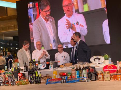 El corazón de Almería 2019 late con la fuerza de toda Andalucía en la 33 edición del Salón de Gourmets en Madrid