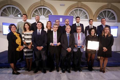 Diputación premia a las empresas de la provincia implicadas en responsabilidad social