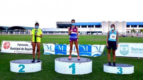 Los atletas máster almerienses cosechan 7 medallas en el Campeonato Andaluz Absoluto