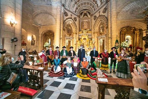518 aniversario de la aparición de la imagen de la Virgen del Mar en Torregarcía
