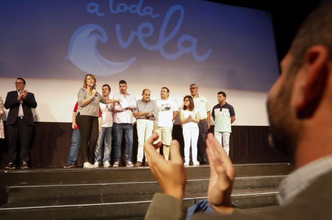 'A toda Vela' capta voluntarios con la campaña 'Pon el marcador a cero y conoce la mejor versión de ti mismo'