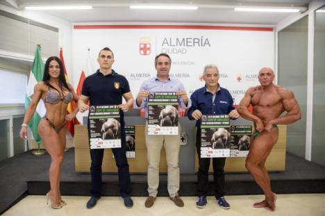 Almería acogerá la Copa de Andalucía de Fisioculturismo los días 13 y 14 de octubre