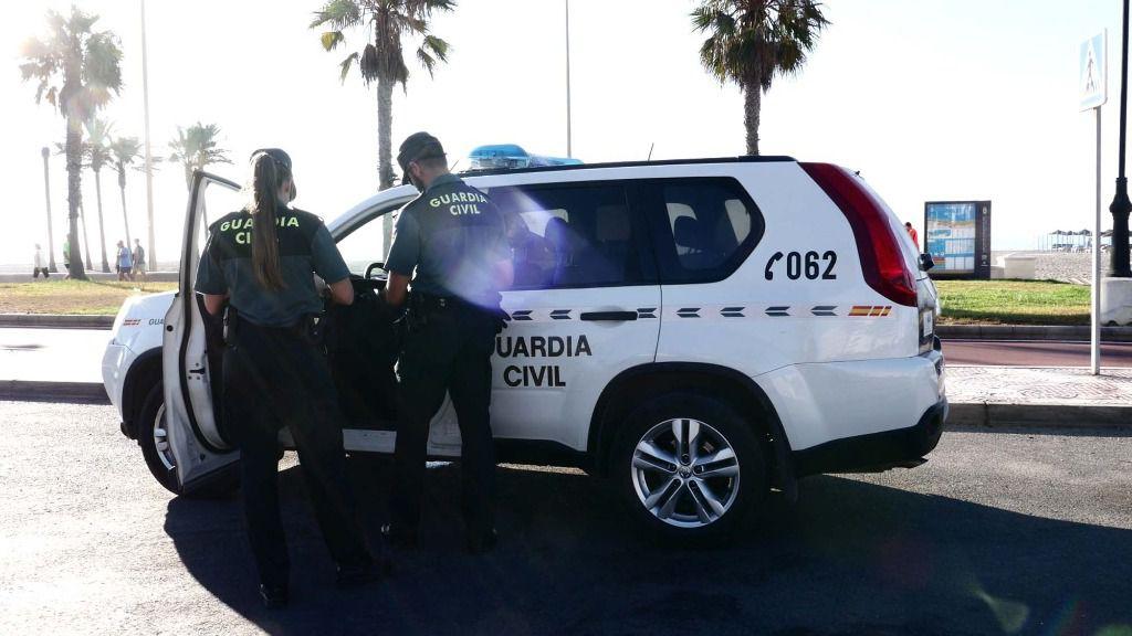 Detenido un joven acusado de participar en la agresión a un agricultor de Roquetas de Mar