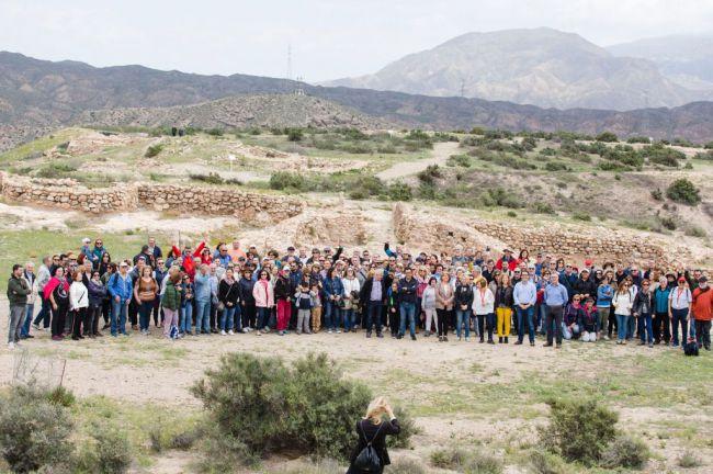 Satisfacción en Amigos de la Alcazaba por el apoyo del Parlamento a Los Millares como Patrimonio de la Unesco