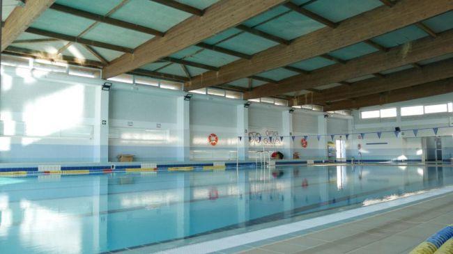 Postparto con bebés y Aquapilates este año en los cursos de natación de Roquetas