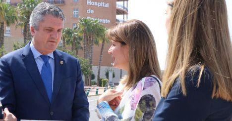 El SAS oferta más de 1.000 plazas para concurso de traslado en Almería