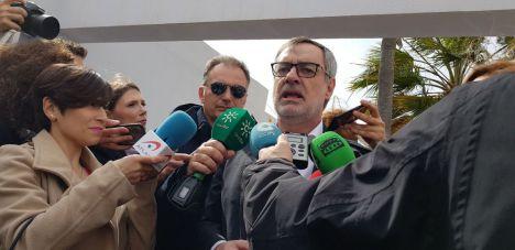 Villegas pide en el Congreso