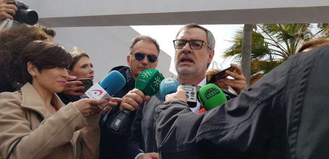 Villegas pide en el Congreso 'zona catastrófica' por la gota fría en Almería