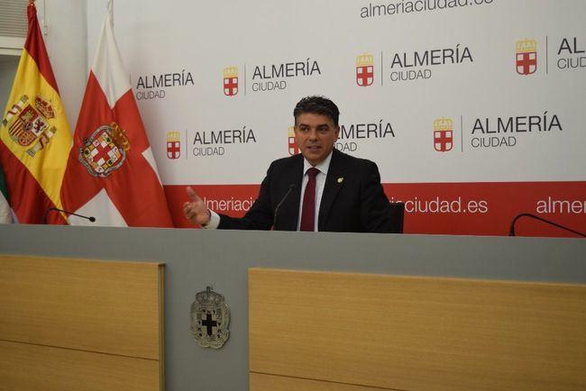 Cs Almería pide un sistema automático que corte el túnel de carretera de Níjar-Los Molinos