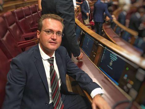 Ciudadanos coloca a su exdiputado Diego Clemente al frente del PITA