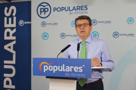 """Matarí: """"La garantía para que el AVE llegue a Almería en 2023 es el PP"""""""