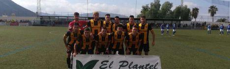 Empate del Berja CF que mereció más frente al Arenas de Armilla (1-1)