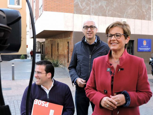 Valverde dice que 'no se puede confiar' en el alcalde