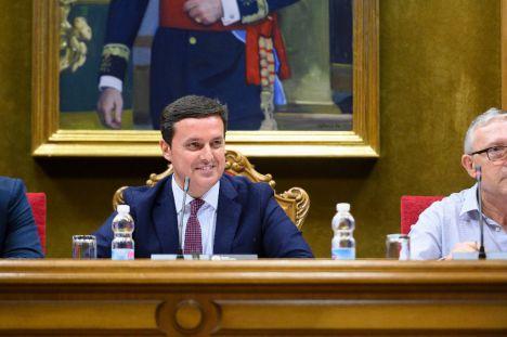 Javier A. García no repetirá al Congreso para centrarse en la Diputación