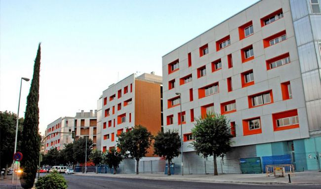 El precio de la vivienda creció el 0,7% en Almería