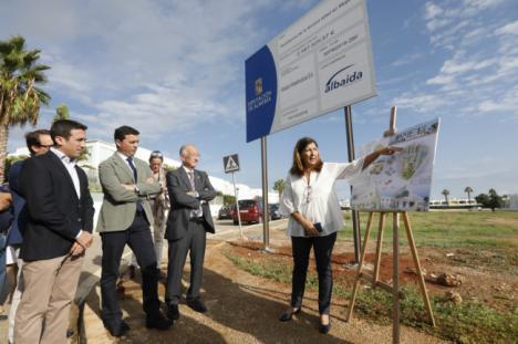 Más de 2,5 millones de inversión para mejorar el bienestar de los mayores y crear empleo en Mojácar
