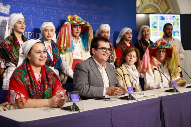 El 35 'Encuentro de Cuadrillas' se consolida en Vélez-Rubio