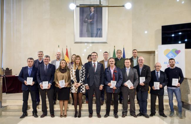 500 empresas se compromente con el Ayuntamiento en la Comisión Almería 2019