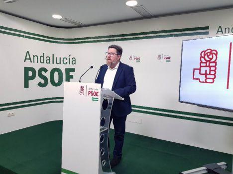 A dos meses y medio de que acabe el año el PSOE critica que la Junta no haya ejecutado los presupuestos