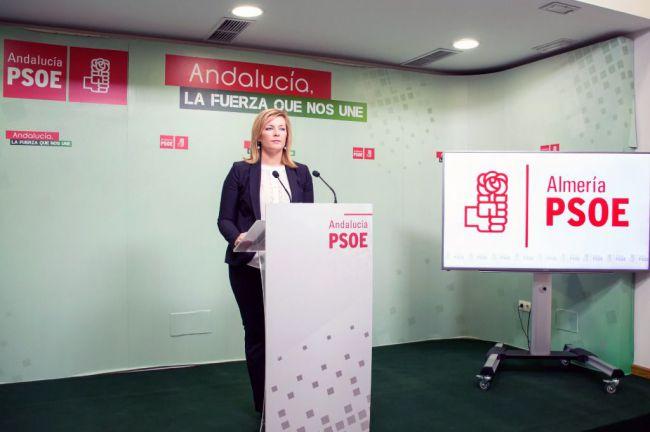 El PSOE de Adra urge al Ayuntamiento a realizar las obras del Pabellón de Deporte