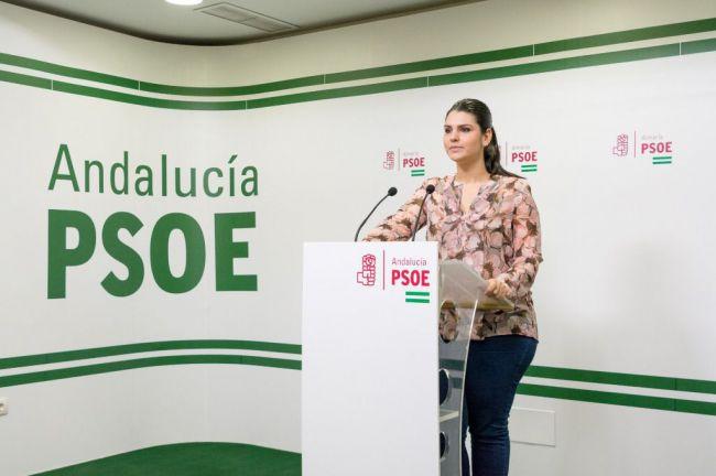 El PSOE acusa de sectarismo al Gobierno andaluz por anular unas jornadas de violencia de género