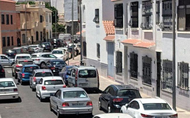 Es más rentable alquilar un garaje en Almería que tener Bonos del Estado