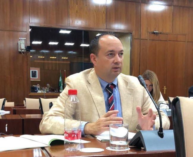 Herrera dice que el PSOE prefiere que el Almanzora no tenga agua a 'reconocer' el trabajo de la Junta