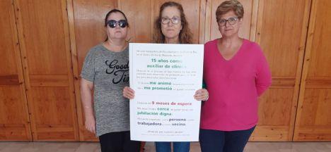 El Ayuntamiento de Olula del Río no renueva a una empleada tras una baja por enfermedad