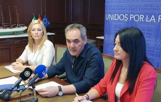 Solo Cs se desmarca de una moción del PSOE en Diputación sobre colegios rurales