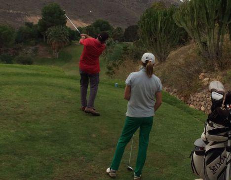 'Costa de Almería' acoge la final del Circuito Nacional 'Match Play Parejas de Golf'
