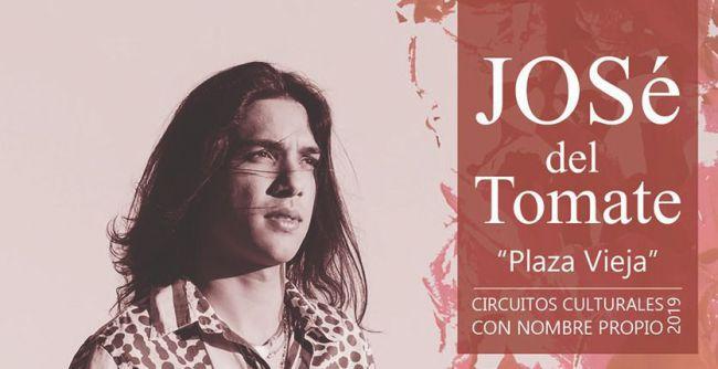 'José del Tomate' viajará por la provincia EN el Circuito 'Con Nombre Propio' de Diputación