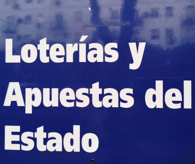 El primer premio de 600.000 euros de la Lotería Nacional toca en la capital